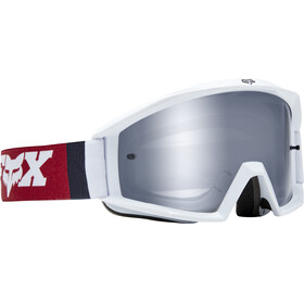 Fox Main Cota - Gafas enduro - rojo/blanco